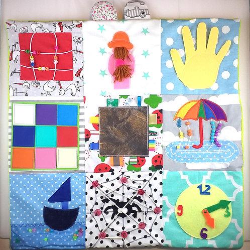 MATA sensoryczna_QB2_quiet blanket