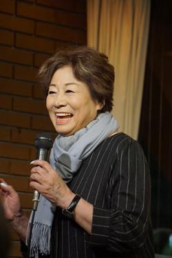 女優・水谷八重子さん