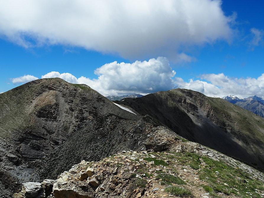 Crêtes Mont Orel