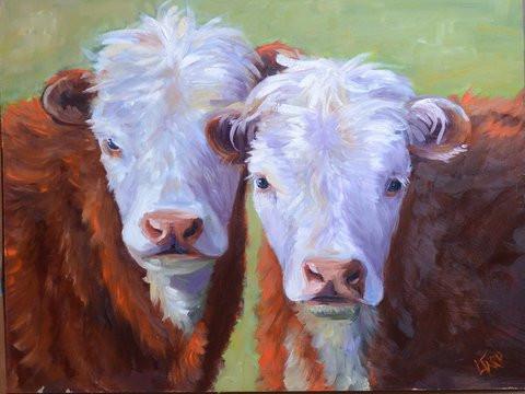 Cow Pair