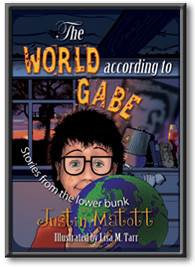 Book Cover - The World According To Gabe