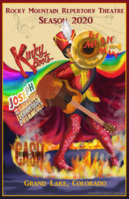 RMRT Theatre Poster 2020 Season
