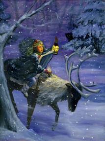 Snow Queen - Gerda