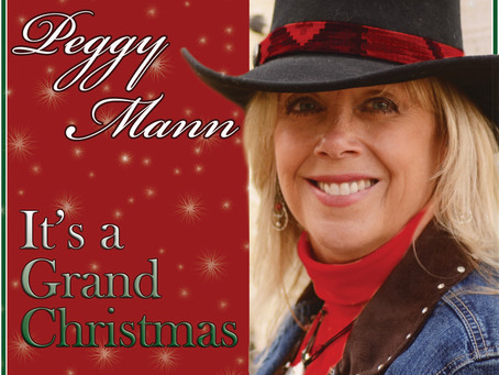 Client Feature: Peggy Mann - Singer/Songwriter