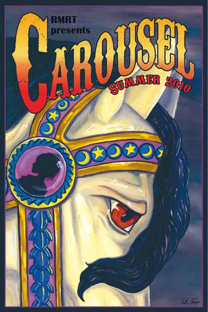 Theatre Poster - Carousel