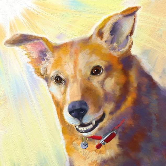 Tara Portrait