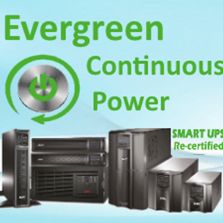Evergreen Continuous Power for UPS equipment($0.2 VA/Monthly Subscription)