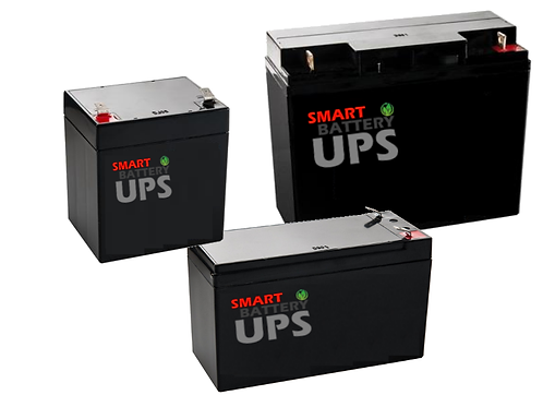 Battery Replacement Pack for UPS units (only batteries) type quoted price