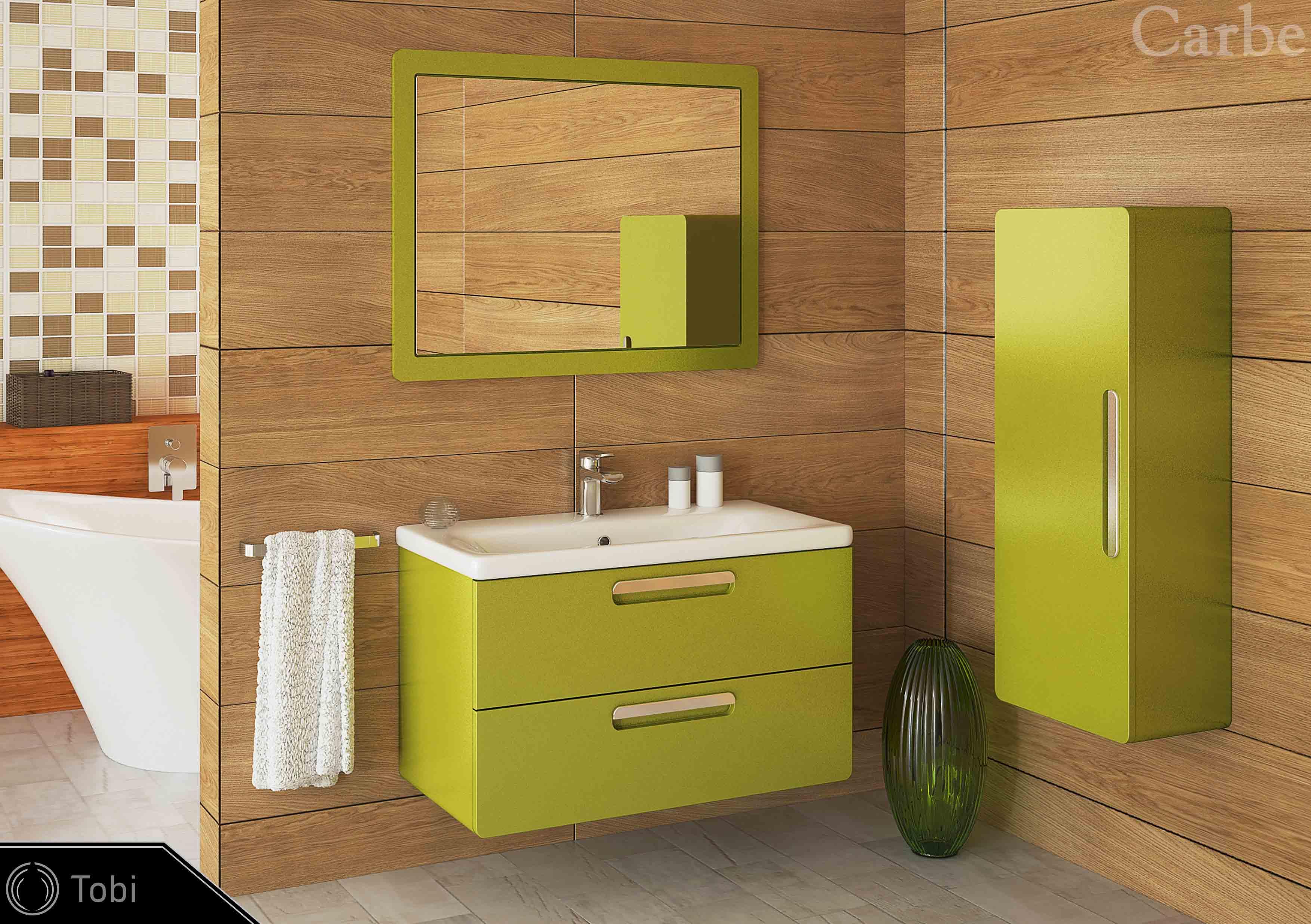 Tobi - Pistasch Grön HG