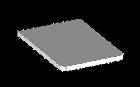 Träskiva för väggskåp, högskåp 352 370.p