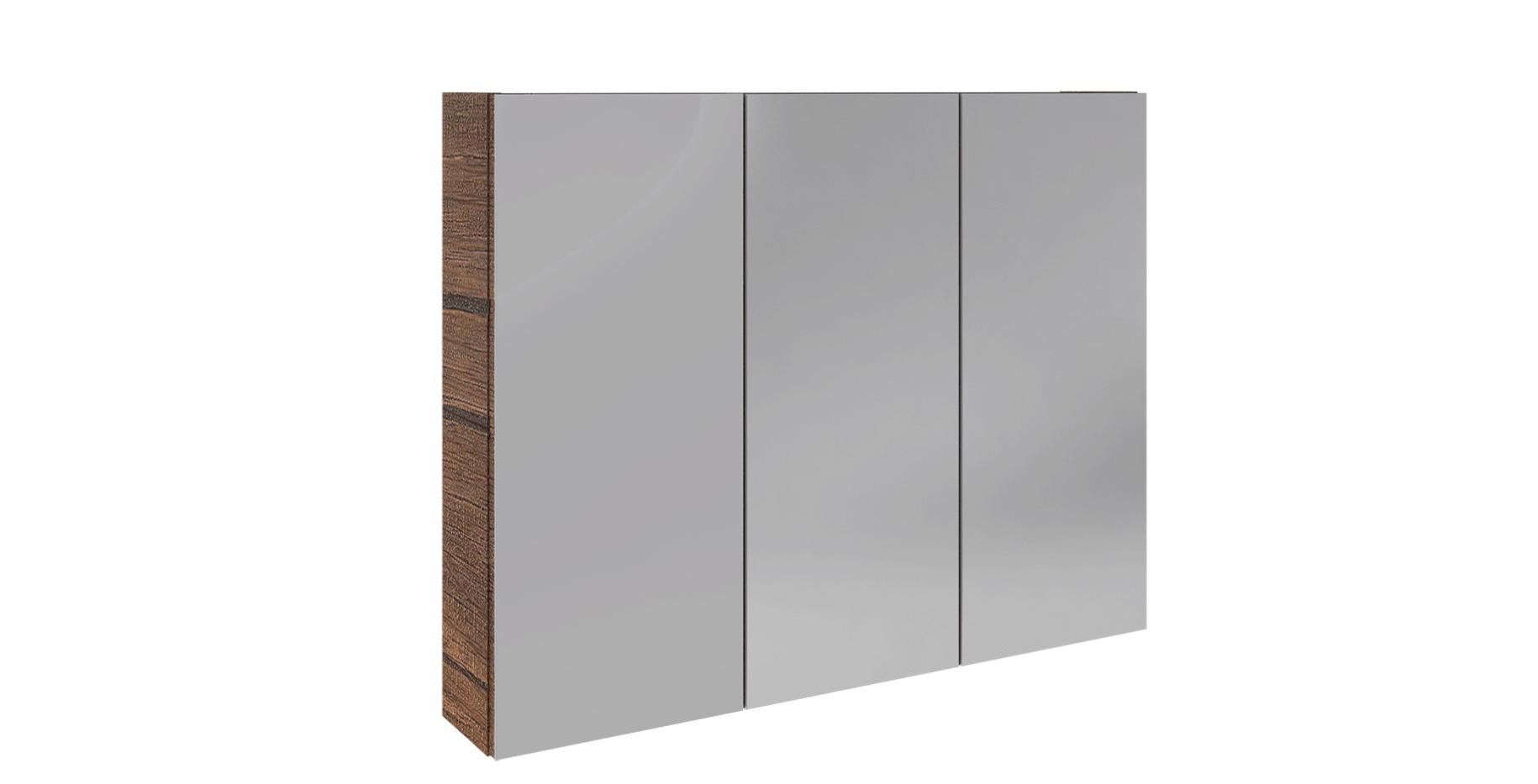 Spegelskåp tre spegeldörrar