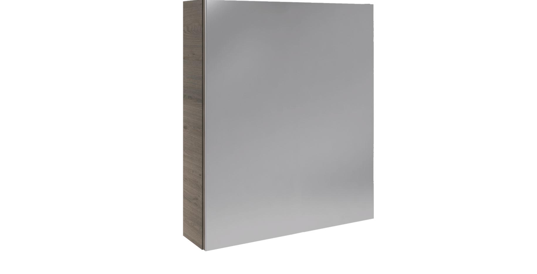 Spegelskåp en spegeldörr