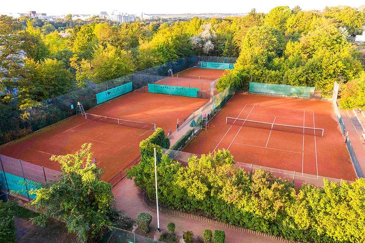 Tennisanlage Grün-Weiss Mainz