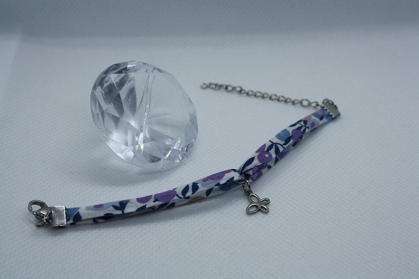 Bracelet Liberty Wiltshire Lilas