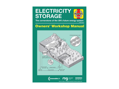 LumenEE expertise on show in new Haynes Electricity Storage Manual