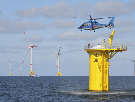 LumenEE team supports companies go WEST into offshore wind