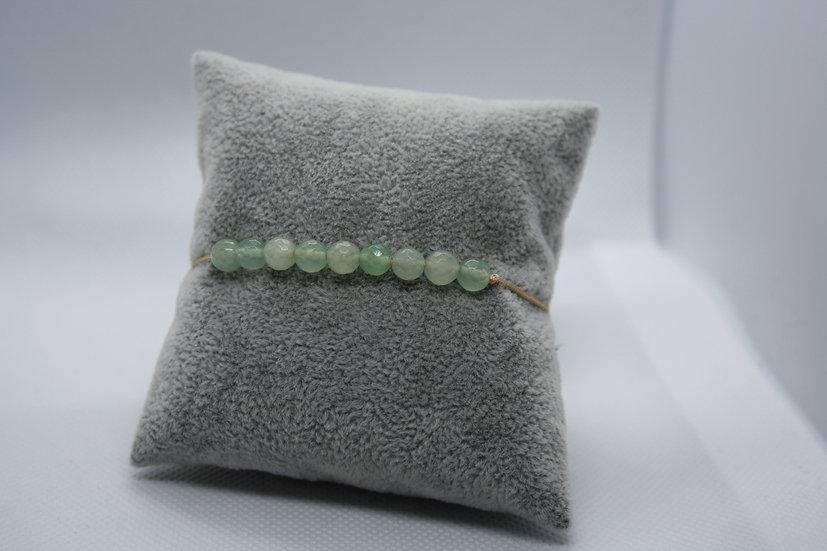 Bracelet Perles Aventurine