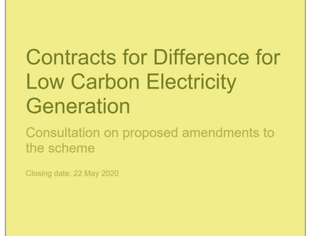 Our Auction Future - what to look for in BEIS' CfD Consultation