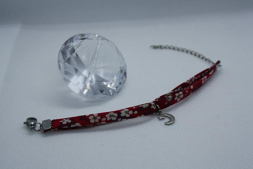 Bracelet Liberty Mitsi Fraise des bois