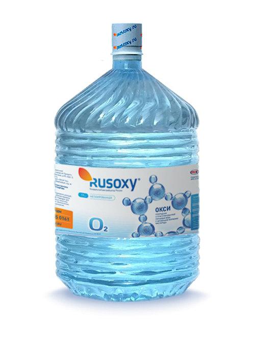 Вода ОКСИ необоротная
