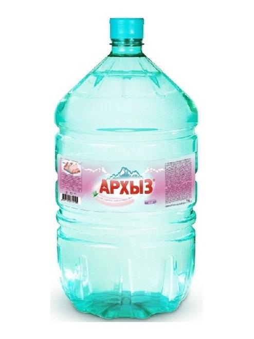 Вода Архыз необоротная