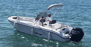 bateau Ranieri voyager 18S en location