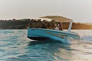 sortie en mer excursion bateau saint raphael