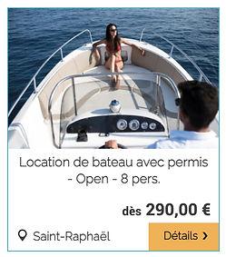 Location bateau allégra 8 personnes-min