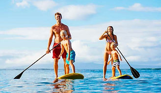 paddle-SUP-family