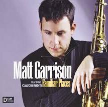 Matt Garrison--Familiar Places