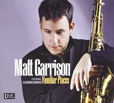 Matt Garrison--Familiar Places