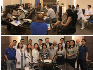 GoLI-RCC-VSMMC Partnership for a sustainable program in Cebu
