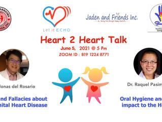 Webinar by Dr Jonas del Rosario and Dr Raquel Pasimio