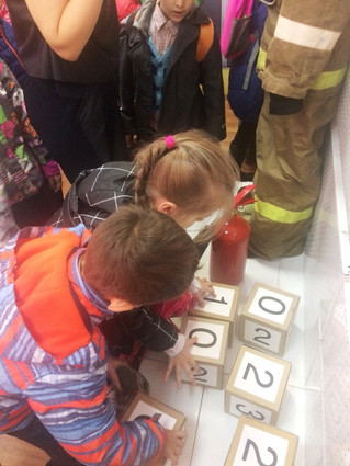 Обучение детей основам пожарной безопасности