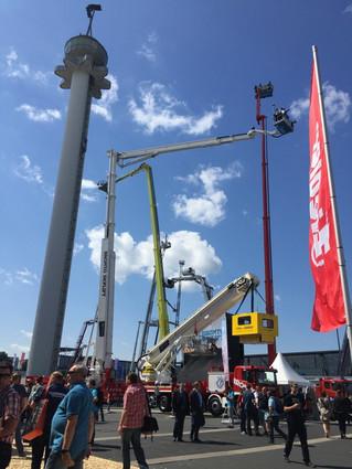Руководство ВДПО посетило немецкую выставку средств защиты и спасения при пожарах «INTERSCHUTZ-2015»