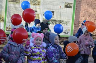 14 ноября ВДПО Красноярского края исполнилось 118 лет!