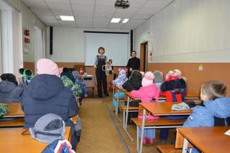 Кукольный театр по пожарной безопасности для МБДОУ №159