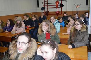 Учащиеся 6-го класса МБОУ Гимназия №3 в госятях у ККО ВДПО