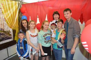 Красноярское ВДПО на XIV форуме  «Антитеррор»