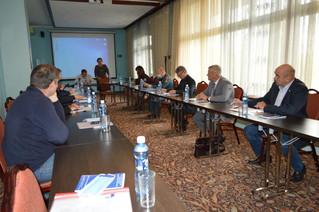 Заседание Круглого стола председателей советов региональных отделений ВДПО СФО в Красноярске