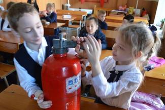 Пожарная безопастность для МАОУ Лицей № №1 и Детский сад МБОУ СШ № 133 структурное подразделение