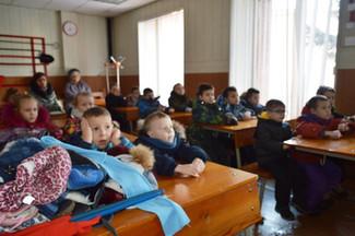 Малышам МБДОУ №257 о пожарной безопасности
