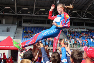 Российские спортсмены пополнили копилку наград