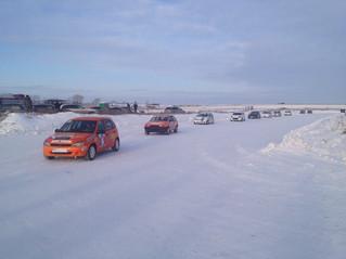 «Winter Sprint» - любительские ледовые гонки