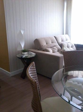 Projeto Tijuca - reforma sala de estar
