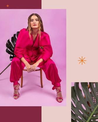 Editorial de moda - GSHOW e Instagram @pravcarrasar