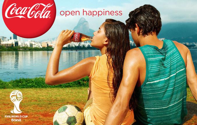 Produção de objetos - Campanha Coca-cola Fifa World Cup Brasil. Foto Yutsai