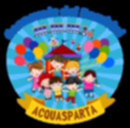 Logo Carnevale dei bambini Acquasparta