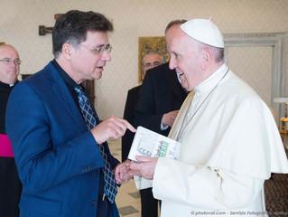 Nelson bei der Päpstliche Kinderschutzkommission