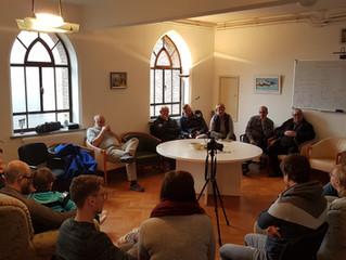 Treffen der Familie der Hoffnung in Belgien